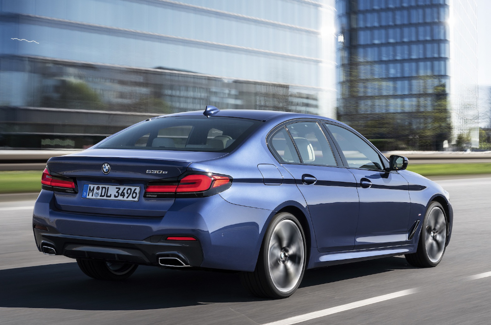 BMW Malaysia Recharges The 5 Series 530e PHEV With New Tech And A Larger Grille