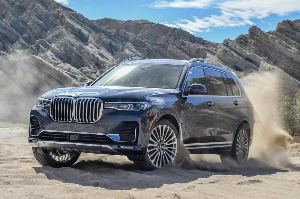 If You've Ever Needed To Compensate For Personal Deficiencies, The BMW X7 Is Now More Affordable