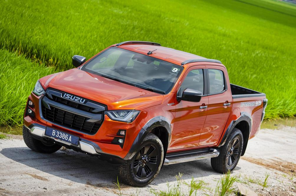 The New Isuzu D-Max Is Here To Send The Hilux And Ranger Cowering In Fear
