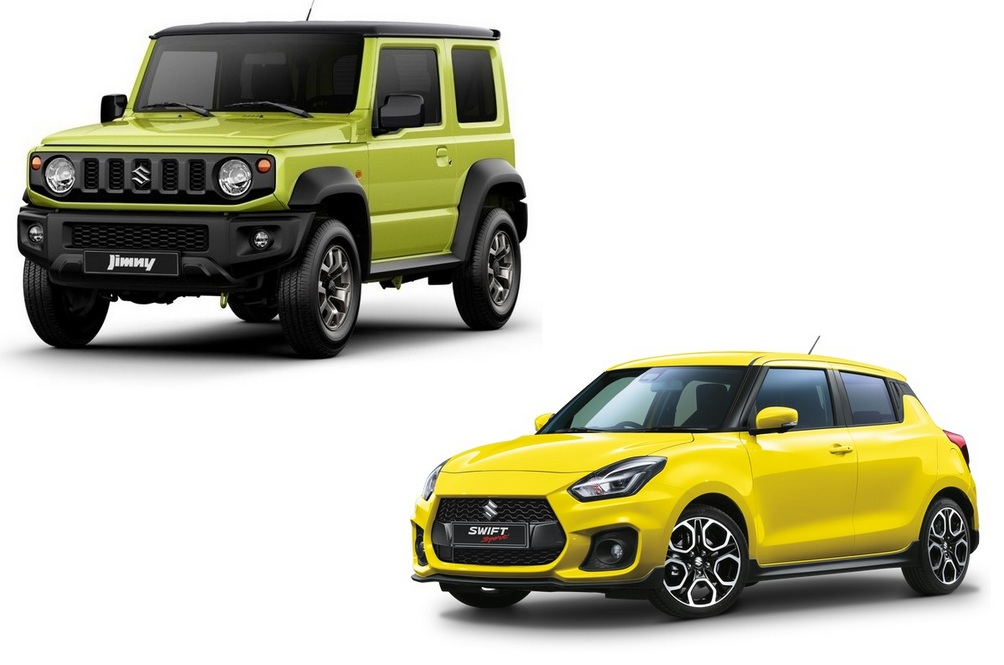 Suzuki Set For A Return With The Swift Sport And Jimny