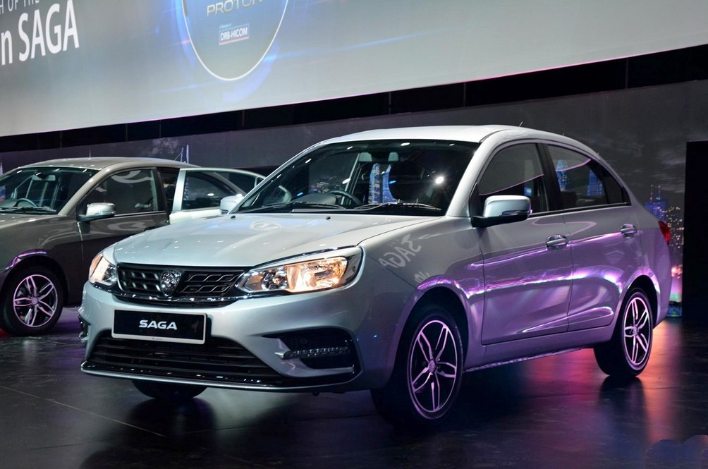 Myvi What? The Proton Saga Was The Best-Selling Model In The Country Last Month