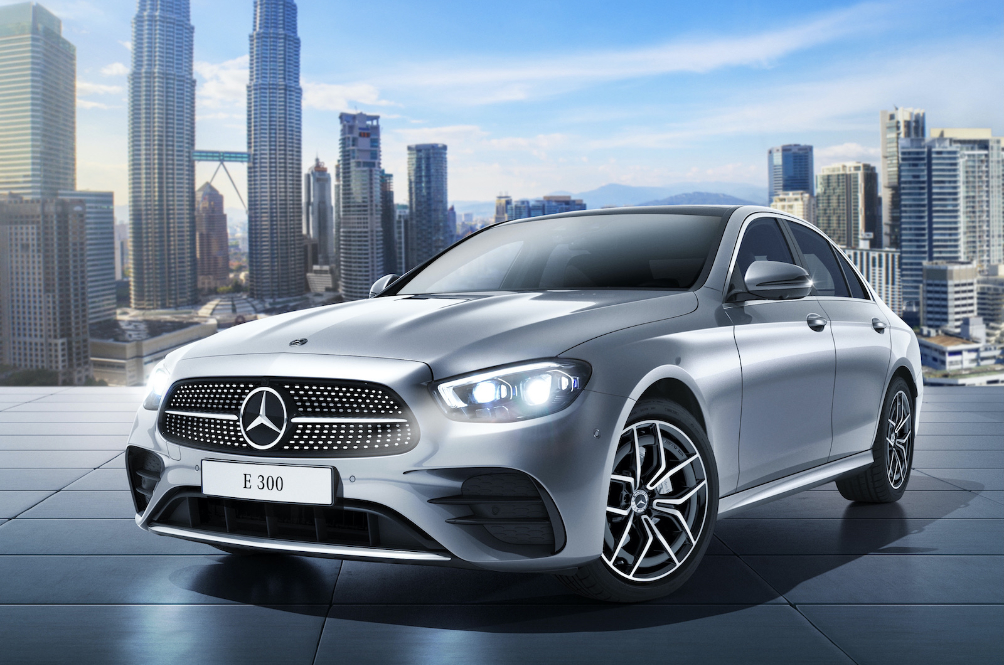 Here's All You Need To Know About The New Mercedes-Benz E-Class