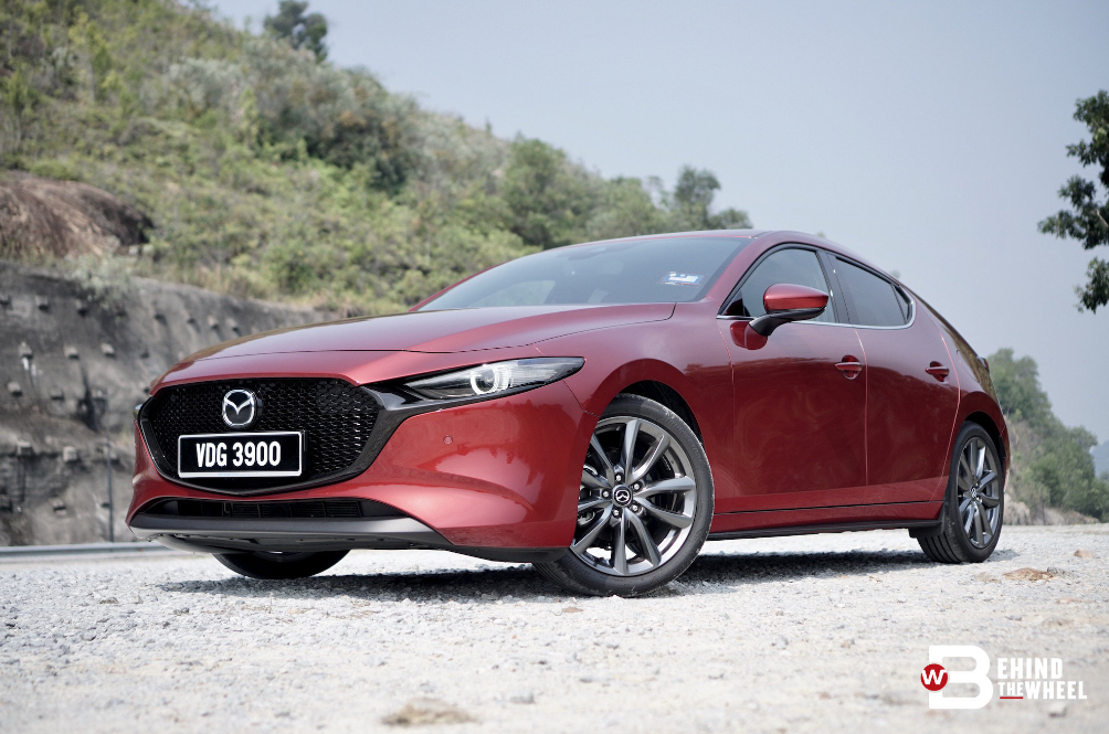 The Mazda3 Liftback High Plus Does Premium Better Than Other Premium Hatchbacks