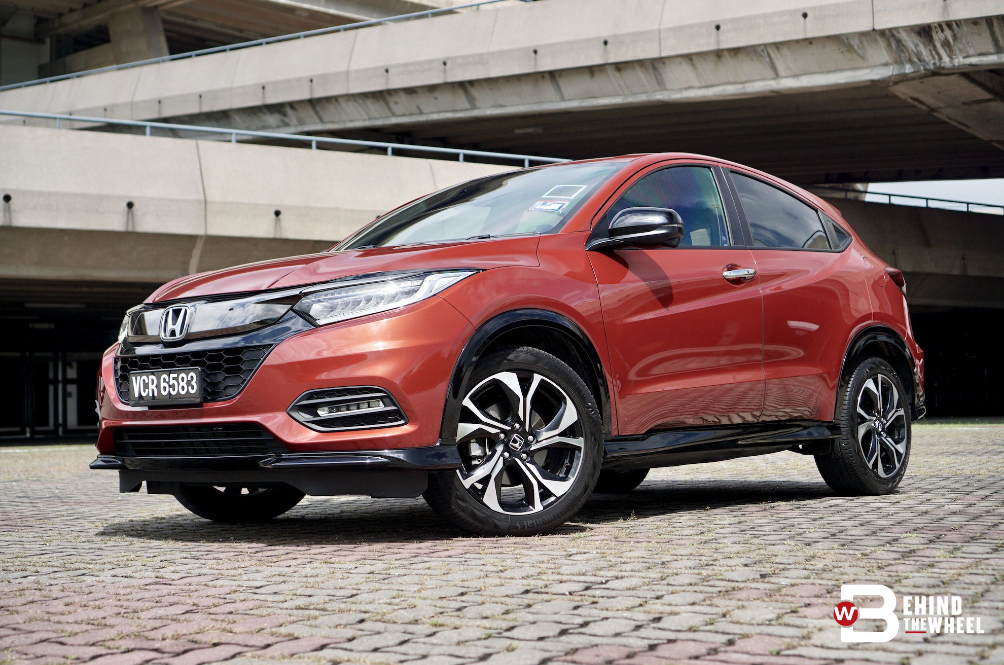 [REVIEW] The Honda HR-V RS Actually Handles Better Than The Other HR-Vs