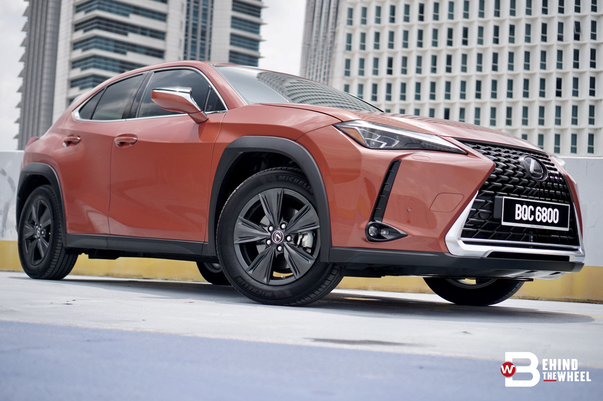 Entry-level Lexus UX Urban Has Nothing Entry-level About It