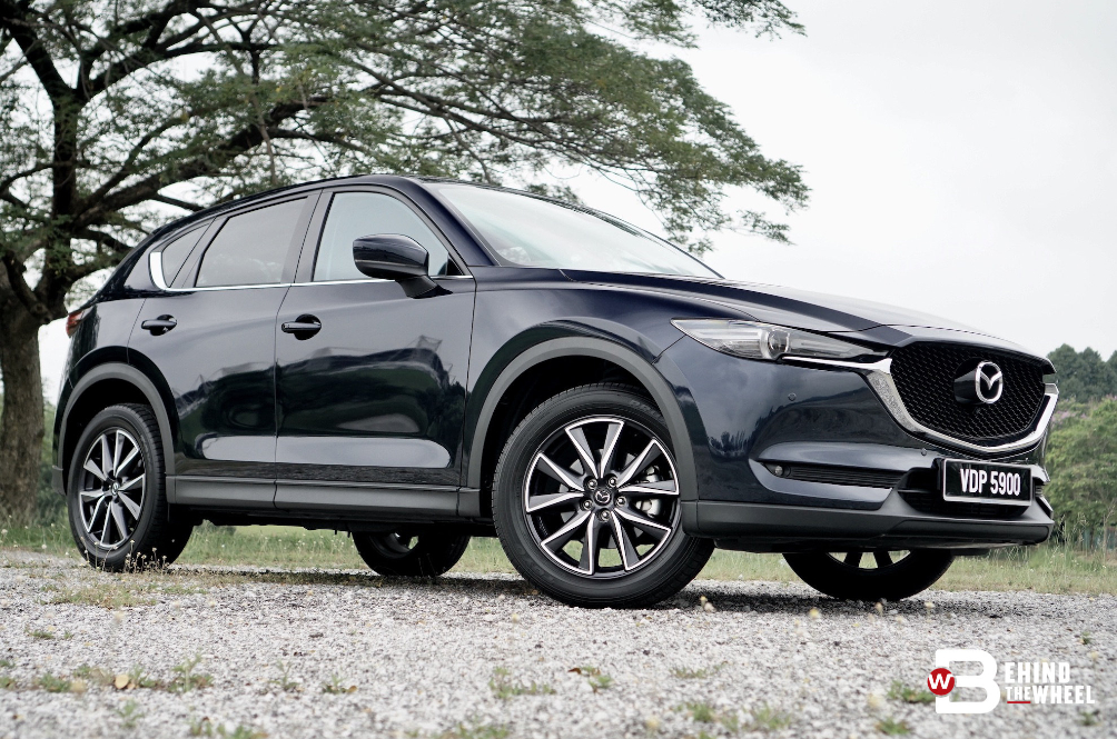 The Mazda CX-5 Turbo Is The Hot-Hatch Among Mazda SUVs