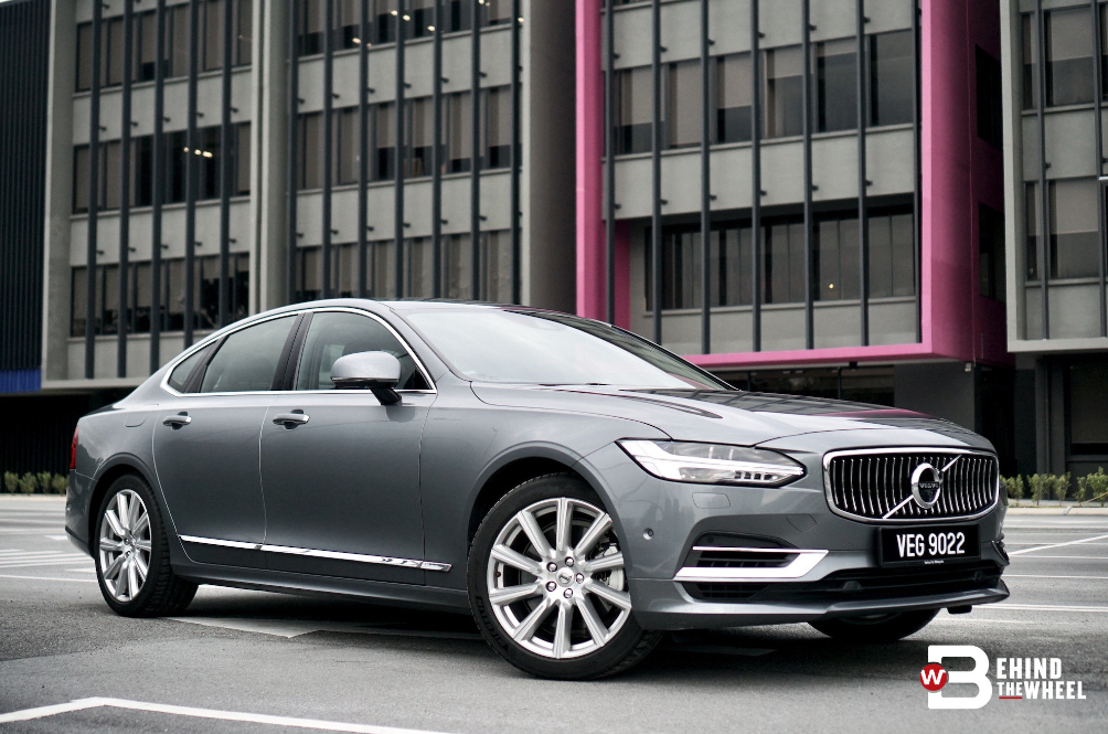 [REVIEW] The Volvo S90 T8 Charms With Looks And Comfort As Long As You Stick To The Highways