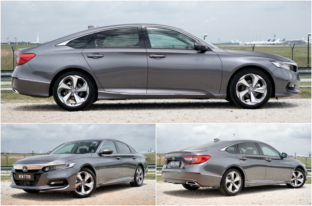 [REVIEW] Everything In The 10th Generation Honda Accord Shouts Premium Except Its Price
