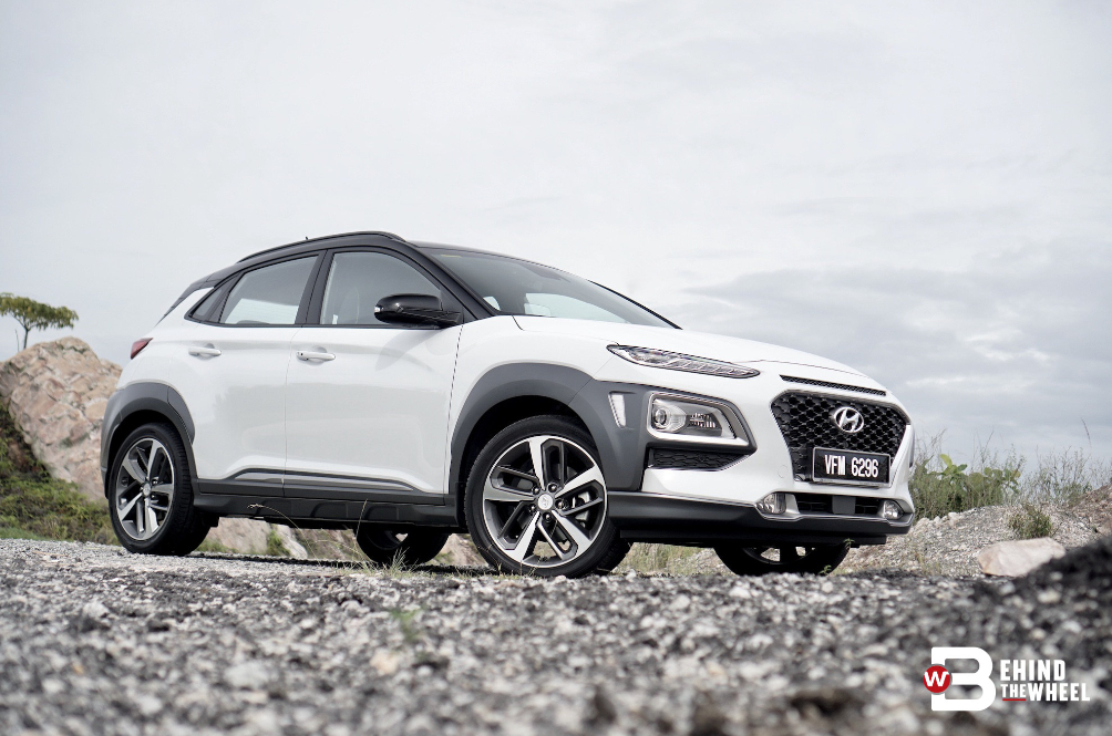 [REVIEW] There Is More To The Hyundai Kona Than Just Its Off-The-Wall Design