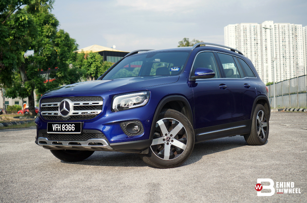 [REVIEW] The Mercedes-Benz GLB 200 Only Scores B-