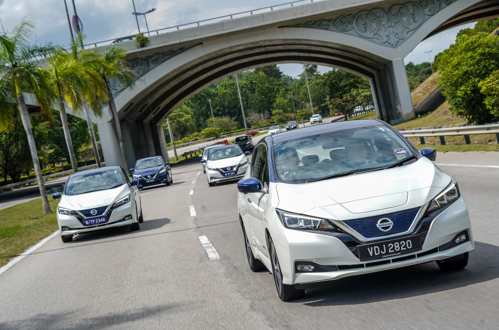 Nissan LEAF Lets You Drive With Only One Pedal
