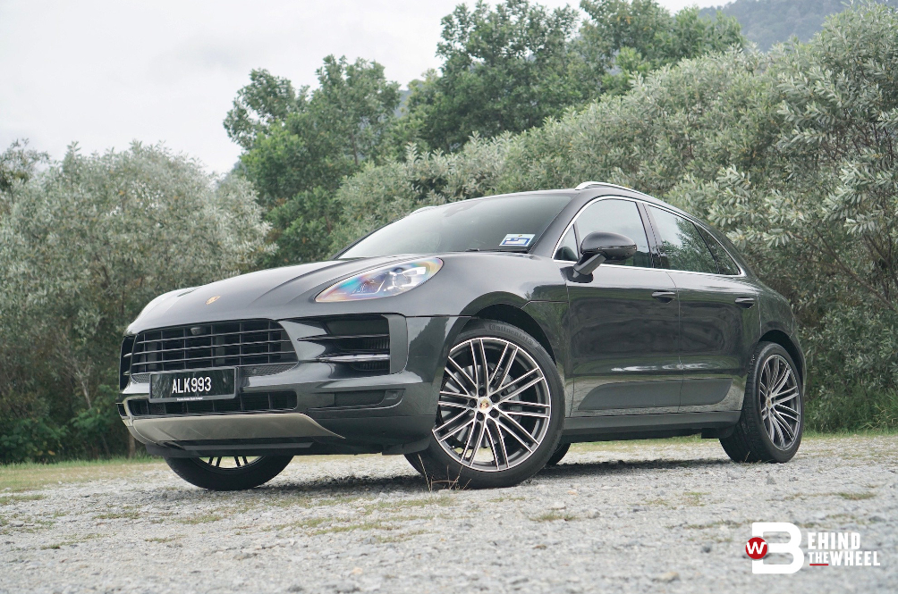 The Porsche Macan S Isn't As Good As You'd Expect, It's Better