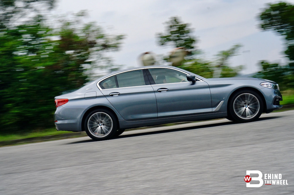 BMW 530e Review: Makes You Forget You're Driving A PHEV, Sometimes