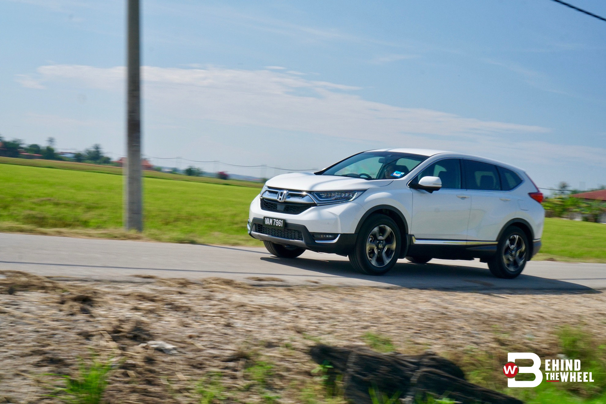 Honda CR-V 1.5 TC-P Review: Plenty Of Sense To Get Honda's Latest SUV