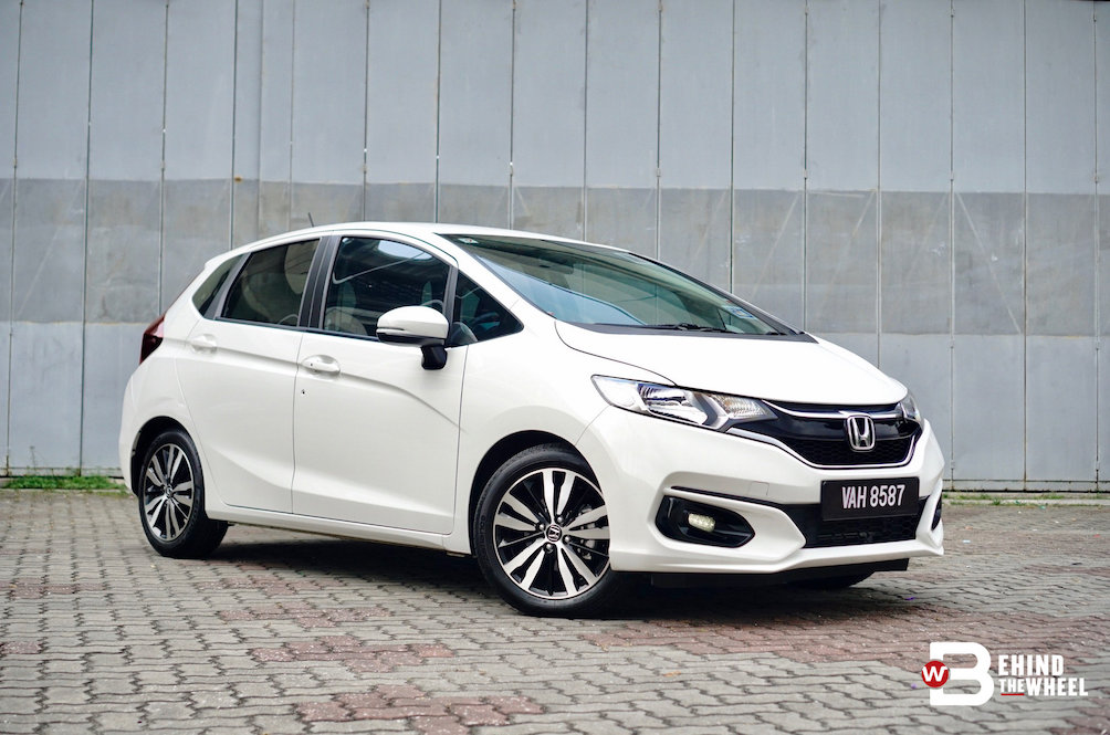 Honda Jazz V Review: Compact Body, Colossal Interior