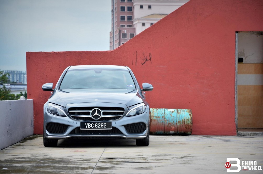 Mercedes-Benz C200 AMG Line Review: The Whole Nine Yards