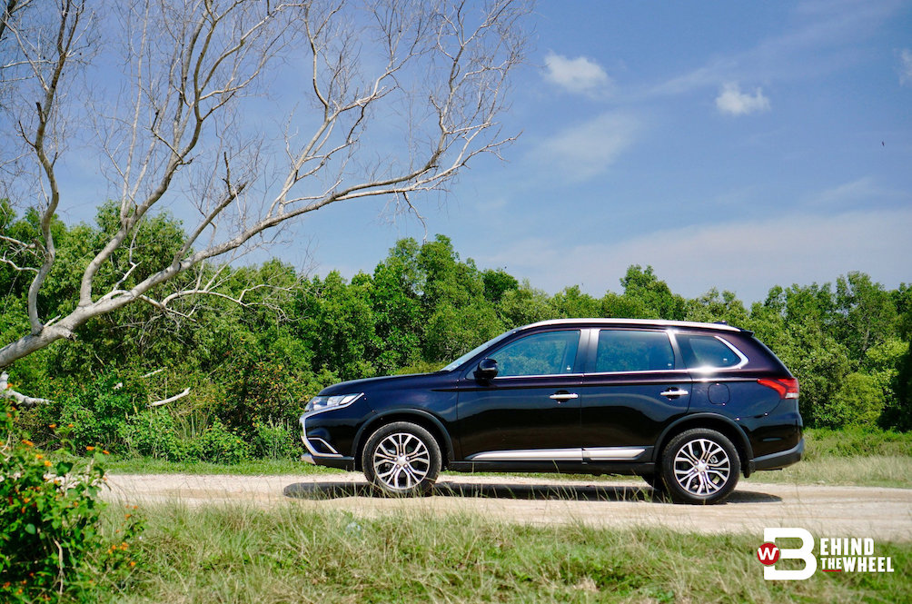 Mitsubishi Outlander 2.0L Review: Underrated But Not Undervalued