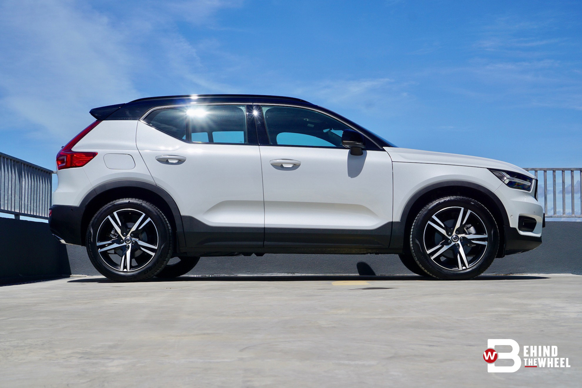 Volvo XC40 T5 Review: Sporty Meets Utility Right In The Middle, The Meeting Is Good