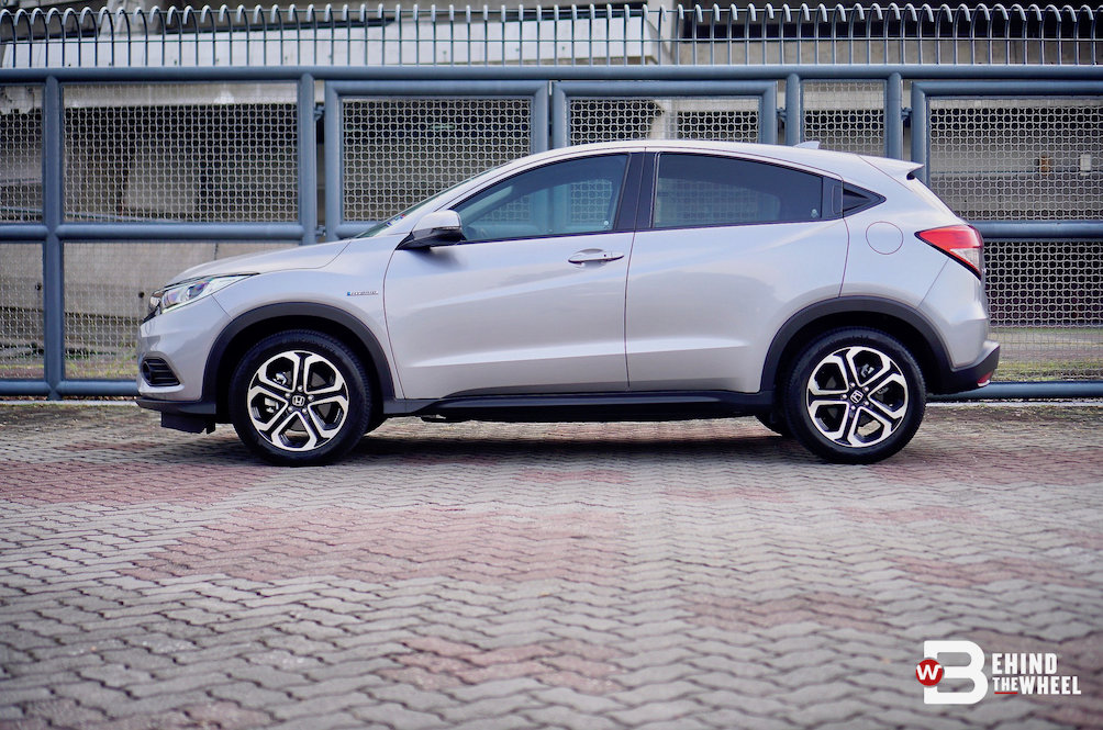 Honda HR-V Hybrid Review: Practicality Now Comes With Electric Efficiency