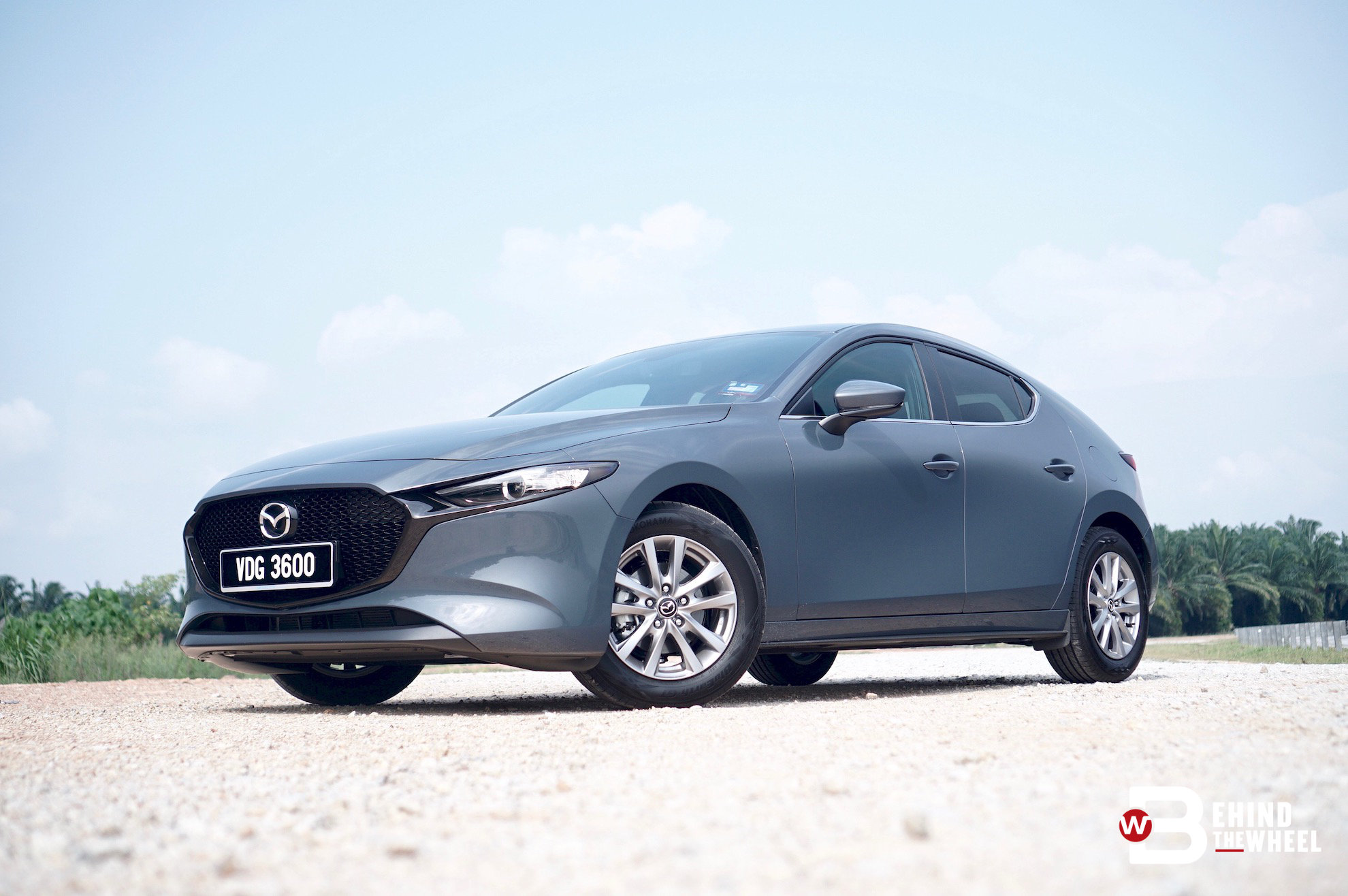 Mazda3 1 5 Liftback Review: Punches Above Its Weight, Scores