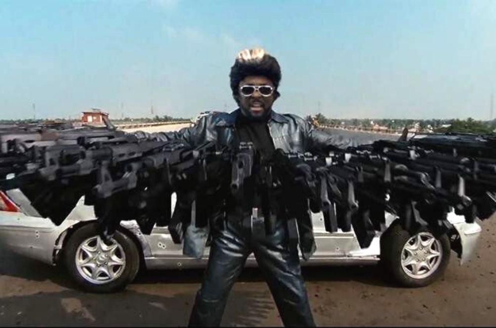 That's Not Rajinikanth! Black Eyed Peas New MV Features Action Scenes From 'Enthiran' And 'Singam'