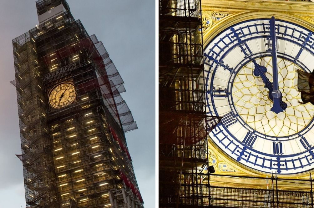 Hidden For Years Due To Restoration Works, London's Big Ben To Have Big Reveal Soon
