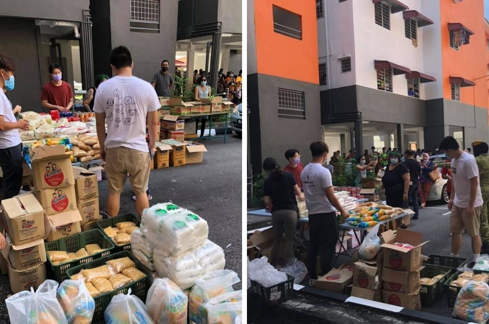 Perak NGO Introduces Mobile Food Pantry To Aid The Needy