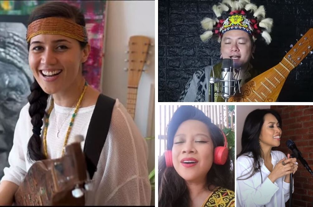 Sarawakian Artists Come Together To Lift Spirits Through Song For Gawai This Year