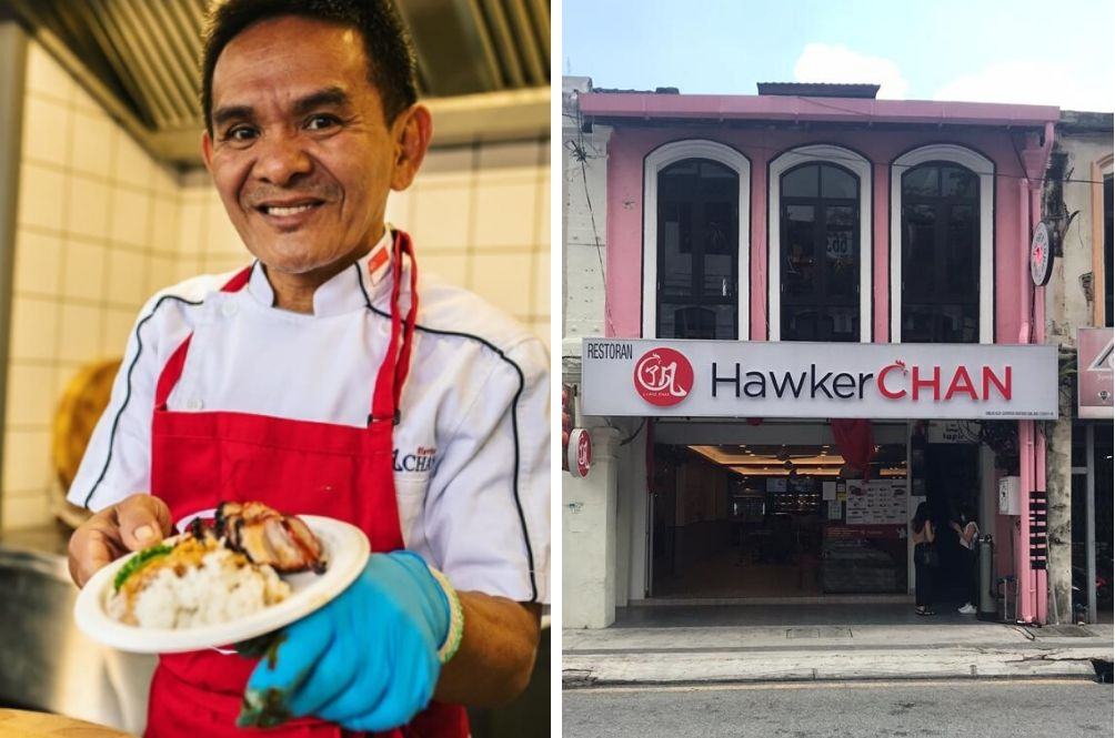 Michelin-Starred Hawker Chan Restaurant In KL Is Offering A Plate Of Chicken Rice For Just RM1.99!