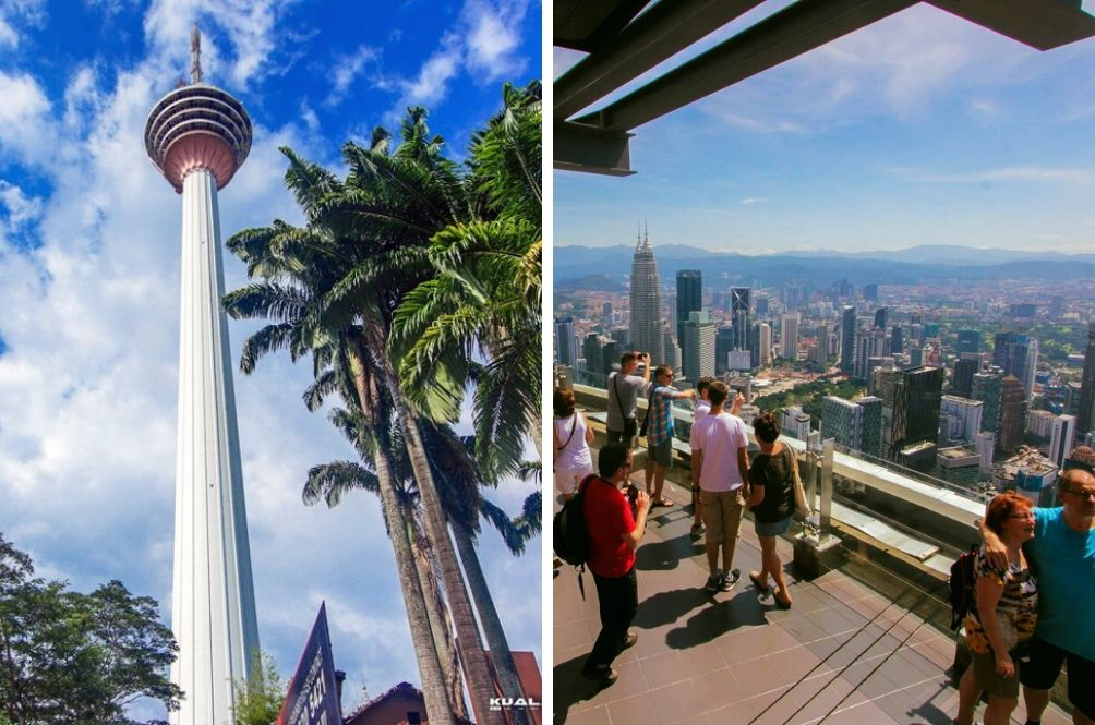 Free Entry To The KL Tower Observation Deck For The Whole Month Of July