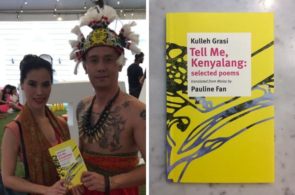 Sarawakian Writer Kulleh Grasi's Book 'Tell Me, Kenyalang' Longlisted For American Literary Award