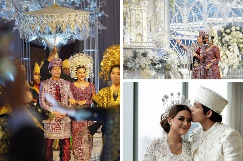 Indonesian YouTube Star And Celebrity Wife Spent USD7mil On Wedding, Courting Controversy