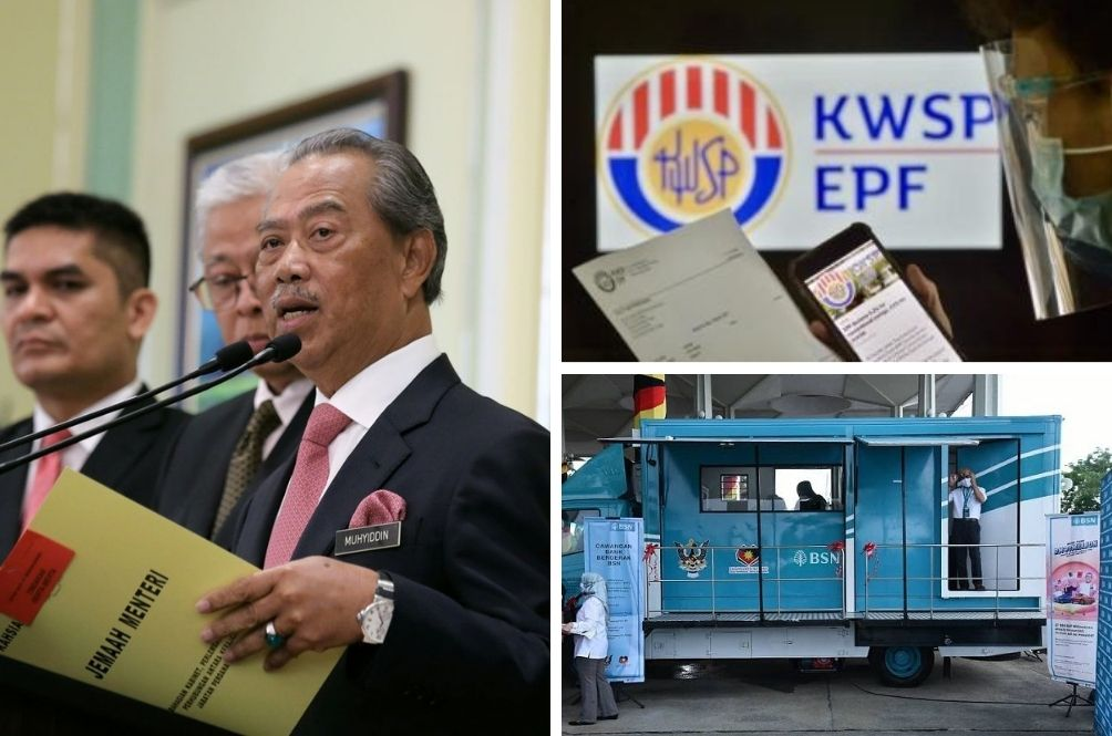 Here's Everything You Should Know About The Recently Announced RM150bil 'Pemulih Aid Package'
