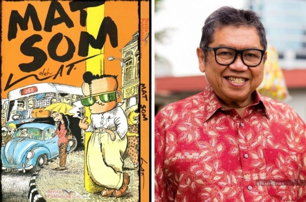 Lat To Publish Second 'Mat Som' Book After More Than 30 Years