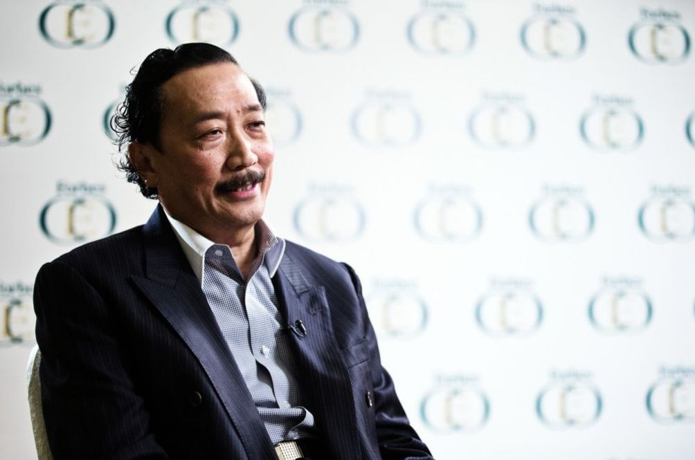 Vincent Tan Vows To Donate Half Of Wealth To Charity Once He's Gone