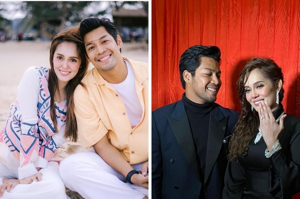 Malaysian Celebrity Couple Plans To Hold Three Wedding Receptions, Hoping For Relaxed SOPs Soon