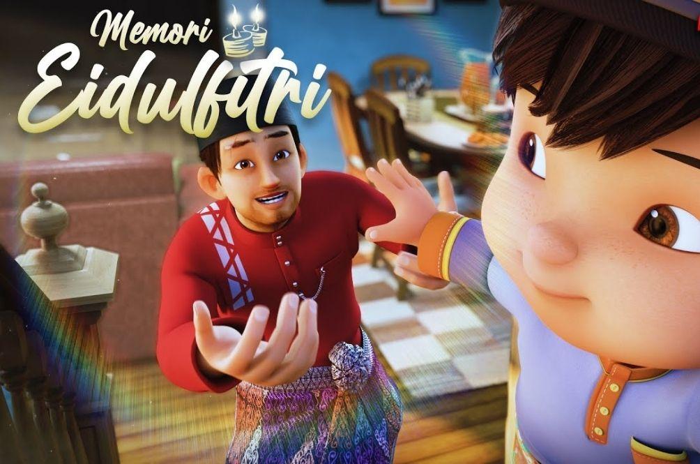 Monsta's BoBoiBoy Raya Advert Secures Top Spot Among 2021 Raya-Themed Ads On YouTube