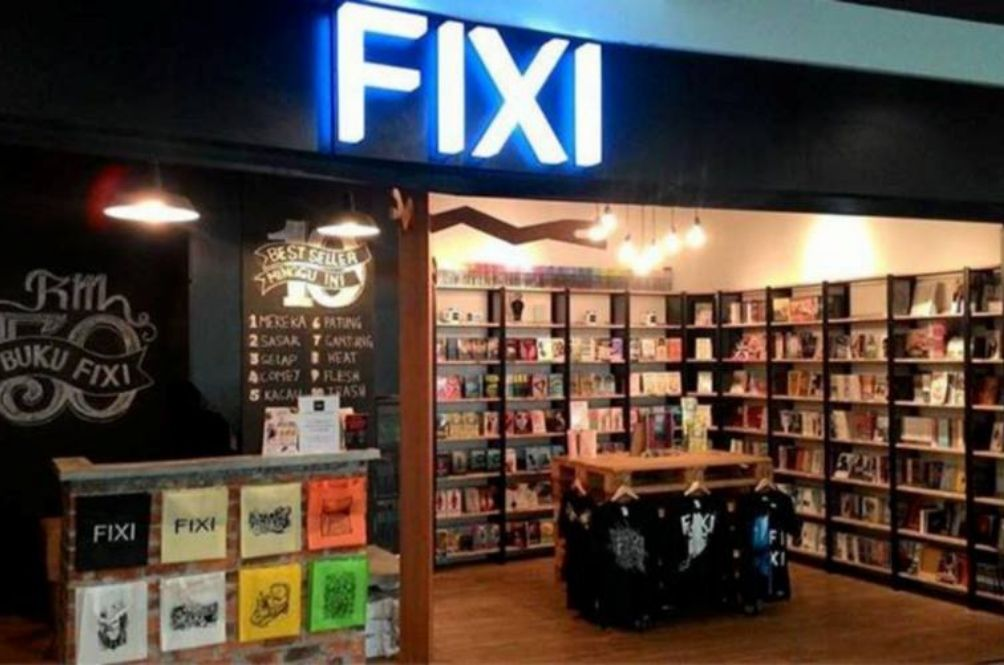 Buku Fixi Is Offering A Free Book To Those Who Have Gotten Their COVID-19 Vaccination