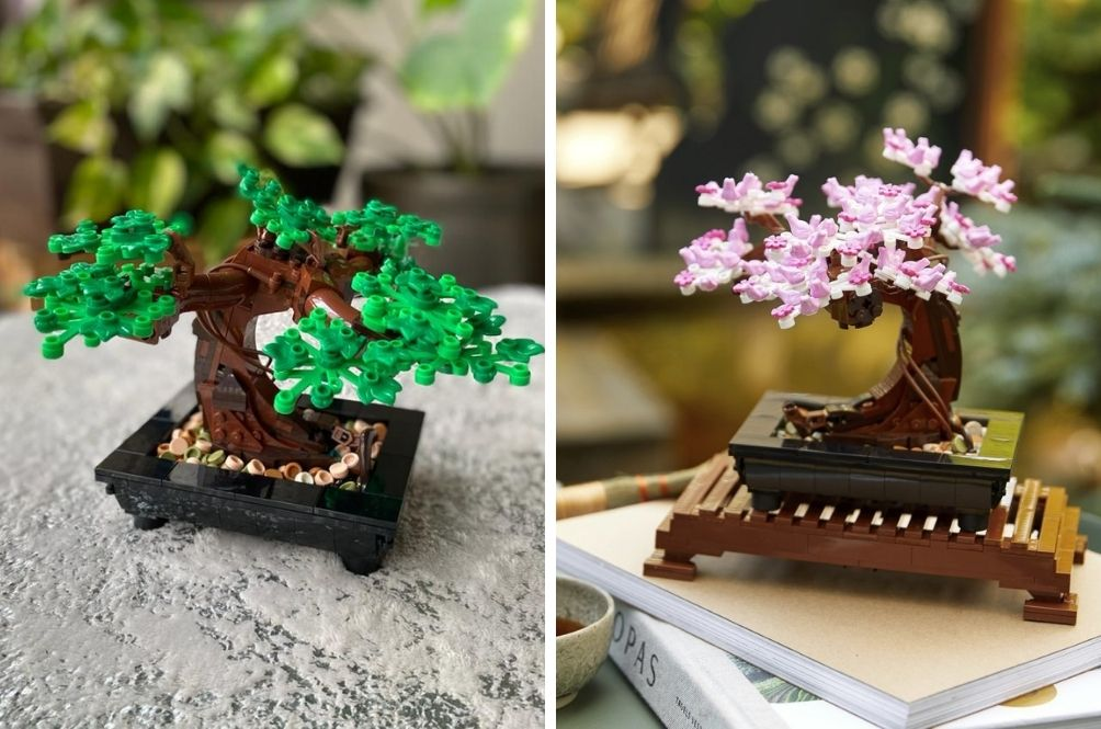 Five Surprising Things We Absolutely Love About LEGO's Bonsai Tree Kit