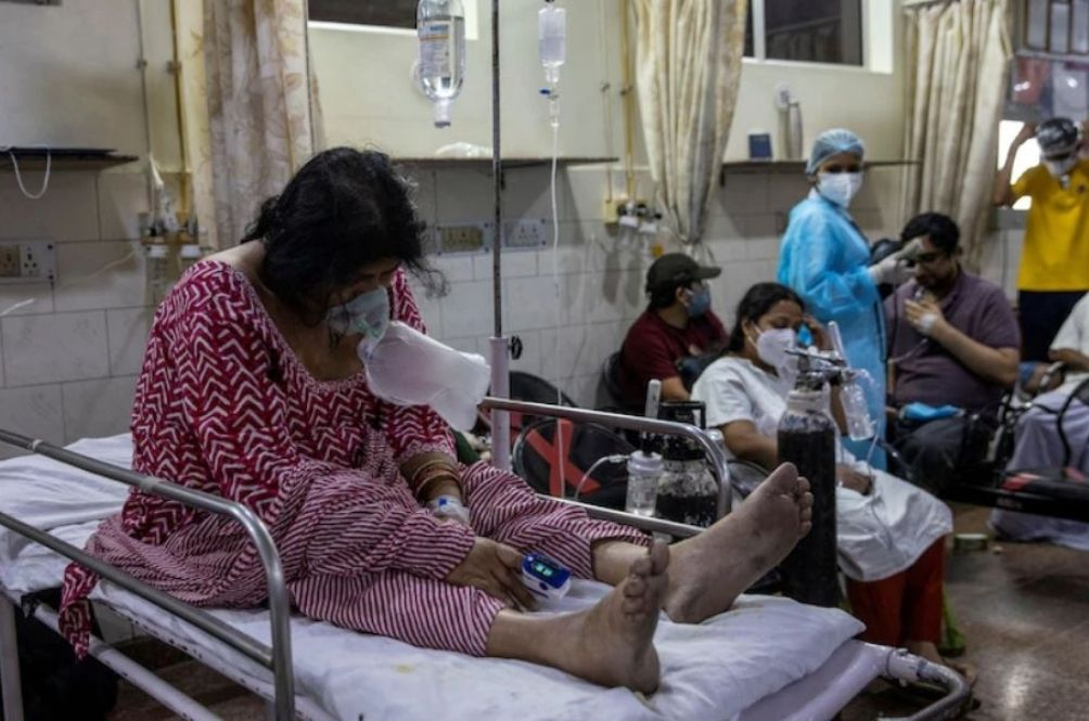COVID-19 Patients In India Contracting Fungal Infections Which Affect Organs, Can Lead To Death