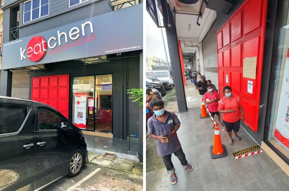 PJ Food Delivery Service Launches Food Bank To Feed The Needy