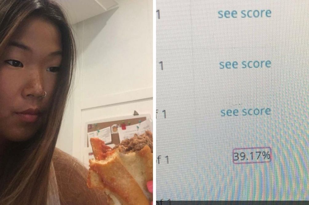Student Appeals To Retake Exam After Meatball From Sandwich Fell Onto Keyboard And Logs Her Out
