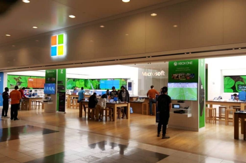 Microsoft Set To Permanently Close All Physical Stores Worldwide