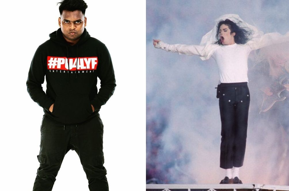 [VIDEO] This Malaysian Artist Did A Spot On Cover Of Michael Jackson's