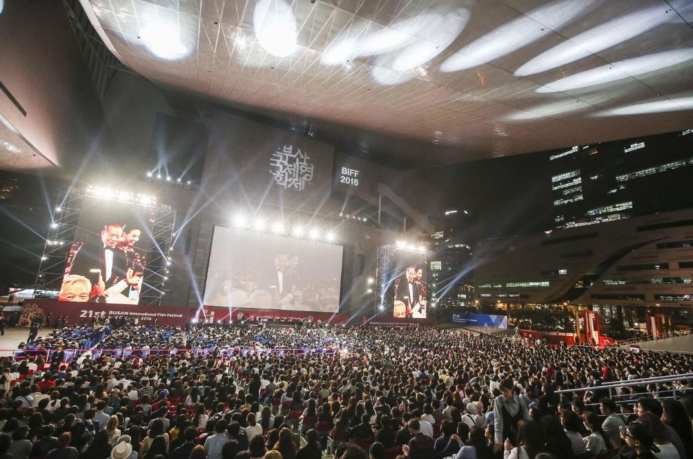 Busan International Film Festival Scaled Down And Delayed Due To COVID-19 Pandemic