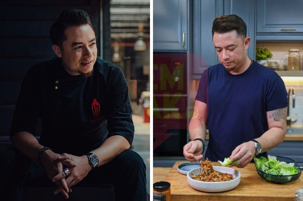 Level Up Your Cooking Skills With Chef Sherson Lian Via A Special Live Virtual Cooking Class