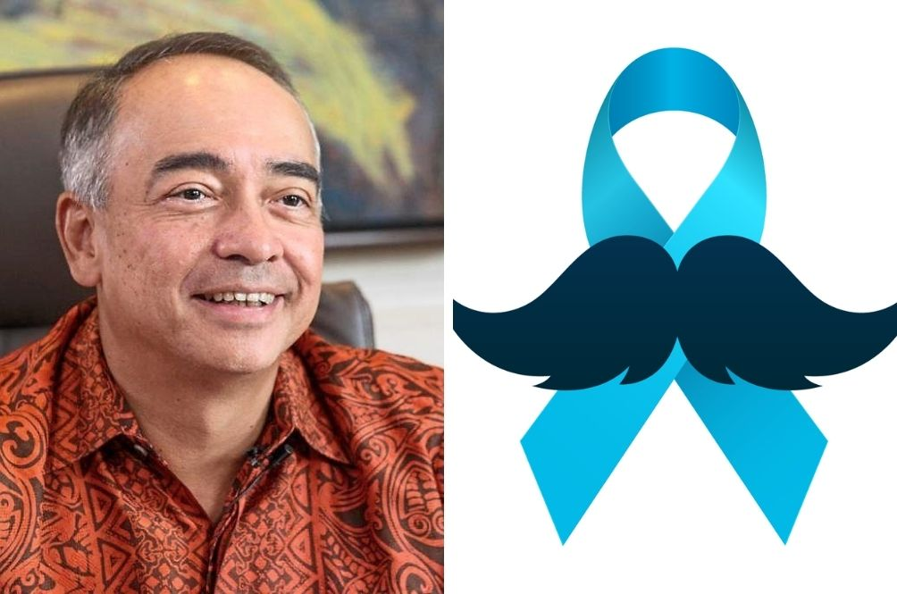 Nazir Razak Urges Men To Be Aware; If You Can't Get It Up, It Could Be Prostate Cancer