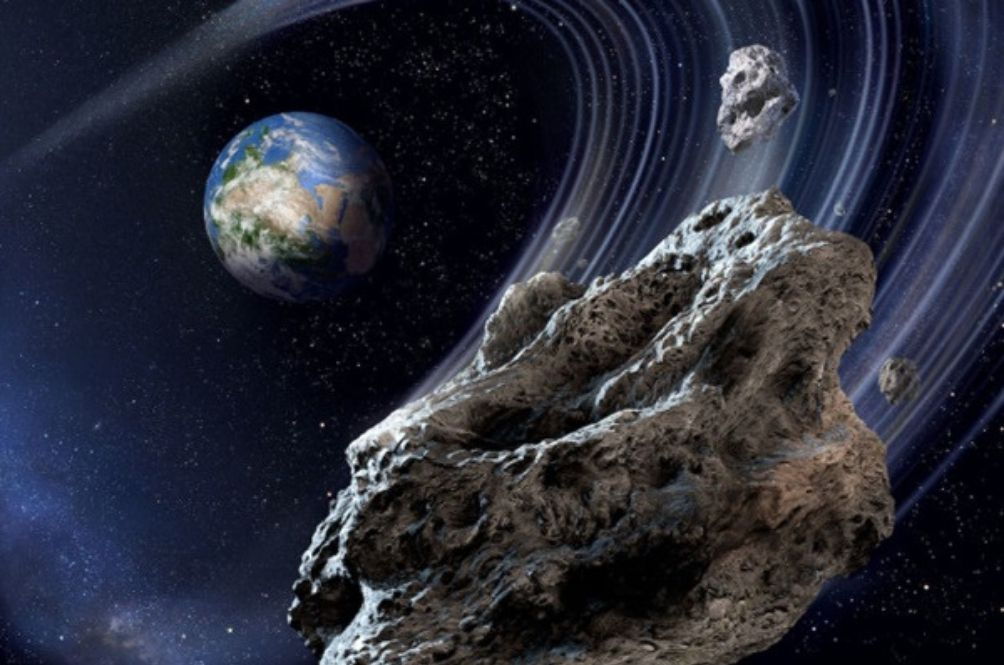Massive Asteroid As Large As Burj Khalifah To Barrel Past Earth On 29 November