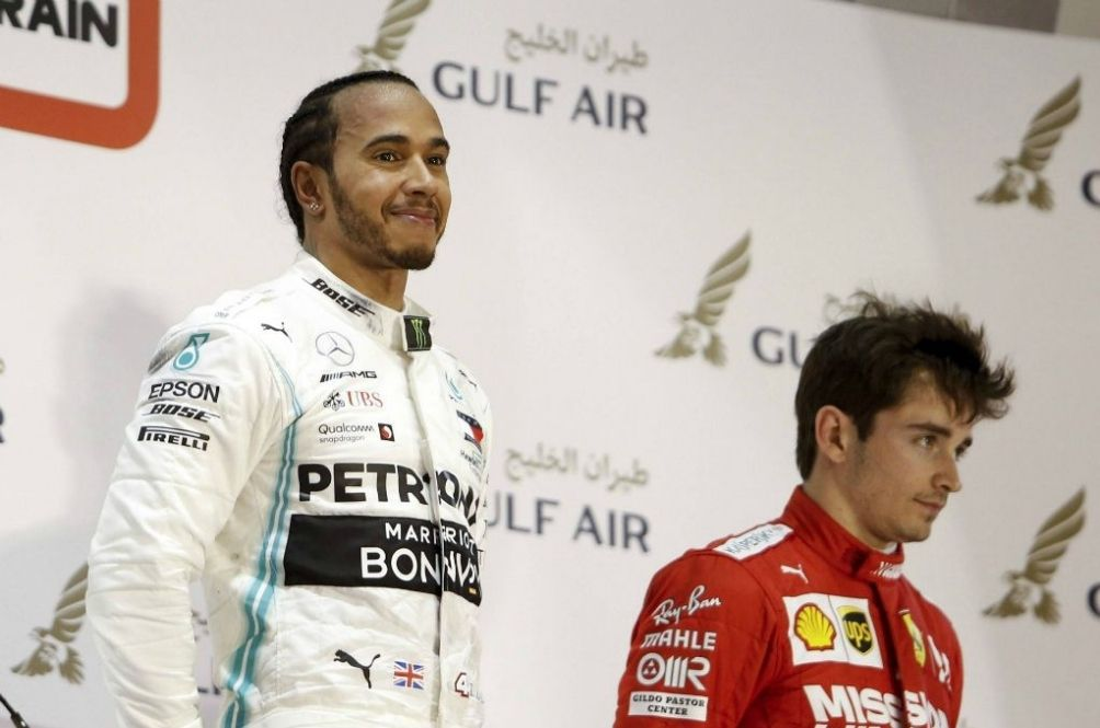 F1 Champion Lewis Hamilton Tests Positive For COVID-19, Will Miss Sakhir Grand Prix