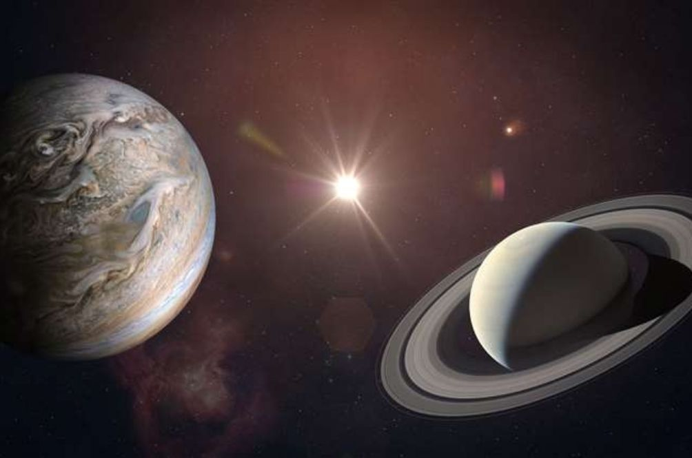 The Great Conjunction: Jupiter And Saturn Will Nearly 'Touch' On 21 December, A Rare Sight
